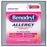 Image Result For Can Benadryl Be