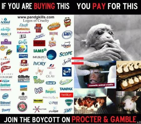 boycott proctor and gamble