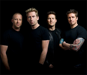 Nickelback: innocent victims of an evil spam operation.
