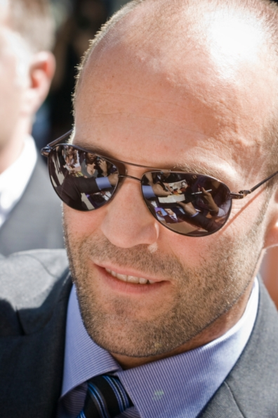 Is Jason Statham a Time Lord?  Or just crap at accents?