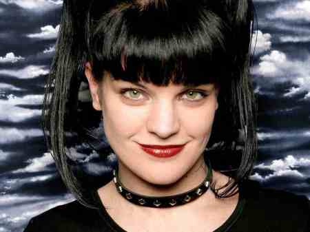 Abby Sciuto is the hacker of the future (and of the present).  I'd love to spend a day/night - KAF-POW! -  in her NCIS lab!!