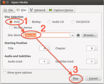 vlc-disk-selection