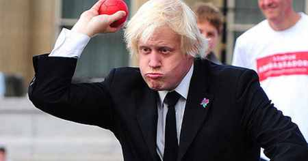 "Vote ""Leave"" or Boris will go home and take his ball with him!"