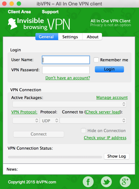 ibVPN-All-in-one-client